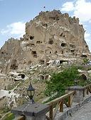 Uchisar, Türkei