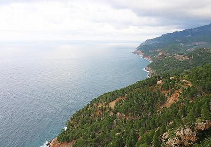 Ausblick vom Torre del Verger