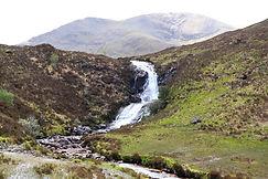 Wasserfall beim Loch Ainort