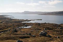 Seenlandschaft Norwegen, bei Orteren See