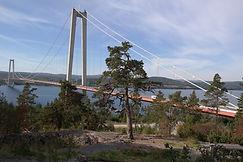 Högakustenbron, Schweden