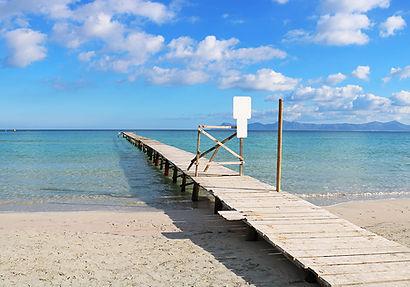 Strand Port d'Alcuida