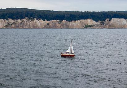 Kreideküste Rügens