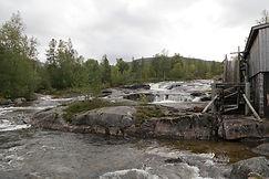 Sägewerk, Norwegen