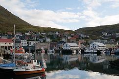 Honnigsvag, Norwegen