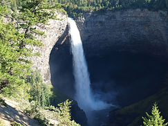 Helmcken Falls, Wells Gray Nationalpark, Kanada