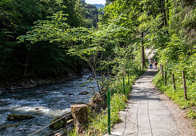 Wanderung Breitachklamm