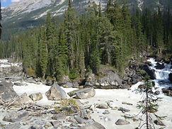 Flüsse, Kanada