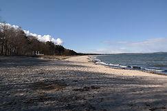 Strand bei Göhren, Mönchgut, Rügen