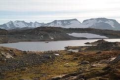 Sognefjellsveien, Norwegen