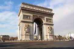 Arc de Triomphe, Triumphbogen Paris