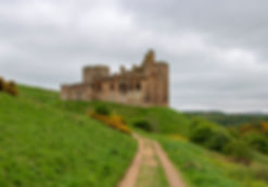 ​Crichton Castle