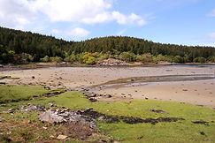 Kentra Bay bei Arivegaig