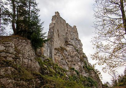 Burgruine Weissenstein
