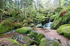 Gertelbacher Wasserfälle