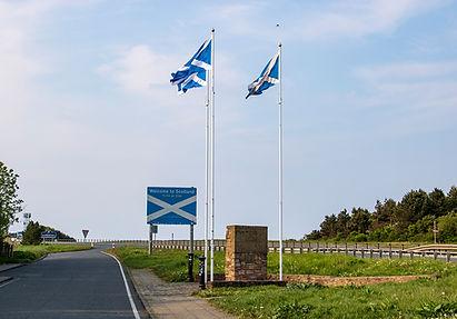 schottische Grenze