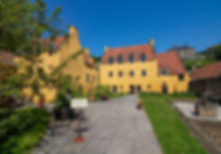 ​Culross Palace