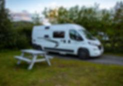 Gullberget Campingplatz