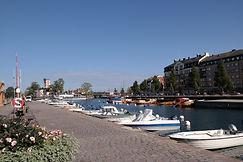Hafen Västervik, Schweden