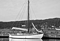Larvik Segelschiff