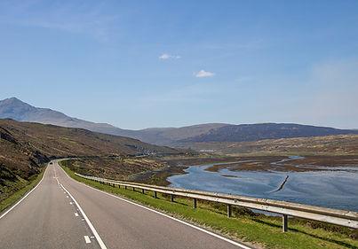 Landschaft Isle of Skye