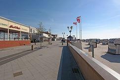 Strandpromenade Grömtiz