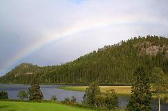 Regenbogen in Norwegen ;)