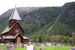 Roldal Stabkirche