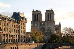 Notre Dame - Paris - beim Sonnenaufgang