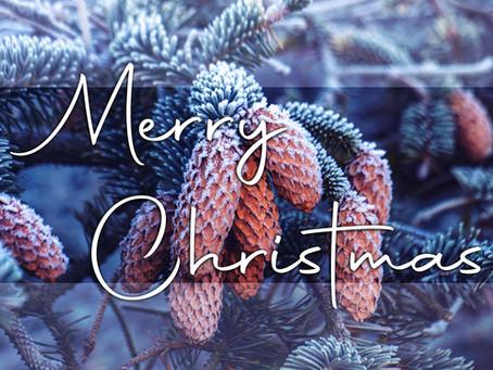 Frohe Weihnachten & Kalender zum Download für 2021