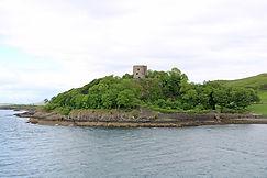 Dunollie Museum, Castle
