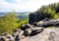 Breite Kluft - Sächsische Schweiz