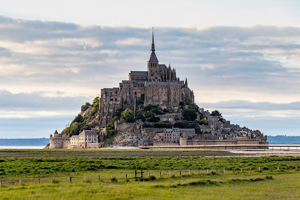 Bretagne: Le Mont Saint Michel