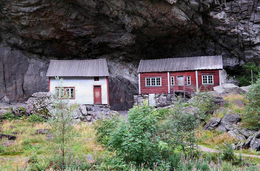 Helleren, Jossingfjord