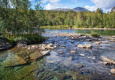 Fluss Rauma