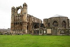 Kathedrale in Elgin