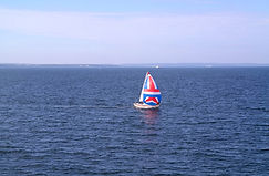 Segelboot Rostock