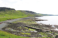 Duntulm Sea