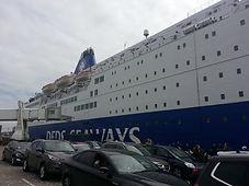 Fährhafen Amsterdam
