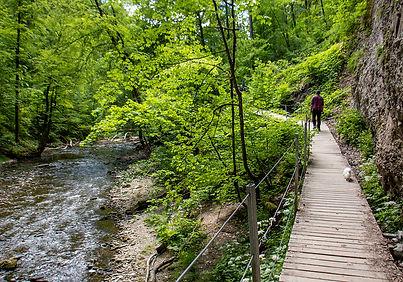 Wanderung Eistobel Grünenbach