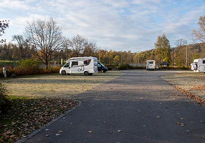 Stellplatz Grafenau
