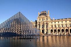 Pyramide des Louvre, Paris