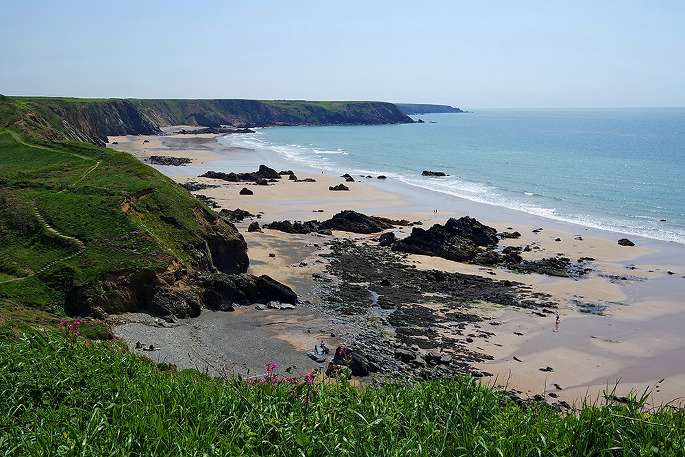 Marloes Sands in Wales