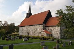 Steinkjer Kirche, Norwegen