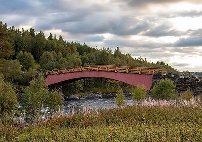 alte Brücke bei Tolga