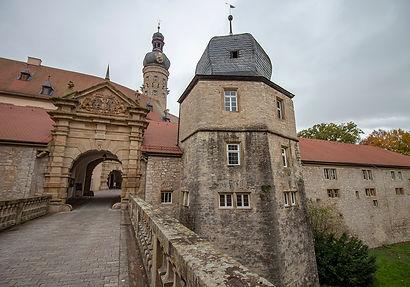 Schloss von Weikersheim