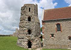 Römischer Leuchtturm, Dover Castle
