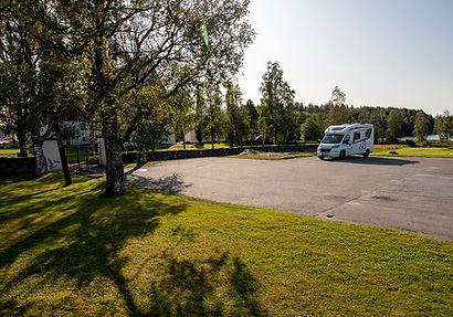 Parkplatz Kirche Lövånger