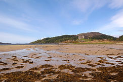 Castle Tioram und Loch Moidart