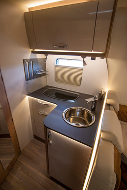 Küche Bürstner Lyseo TD590
